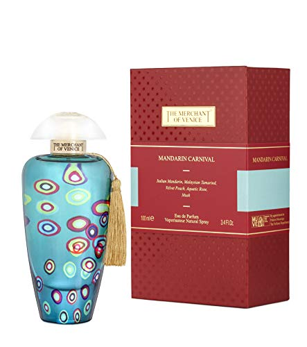 The Merchant of Venice Murano Collection Mandarin Carnival Eau de Parfum Murano Collection Mandarin Carnival EdP 100 ml von The Merchant of Venice