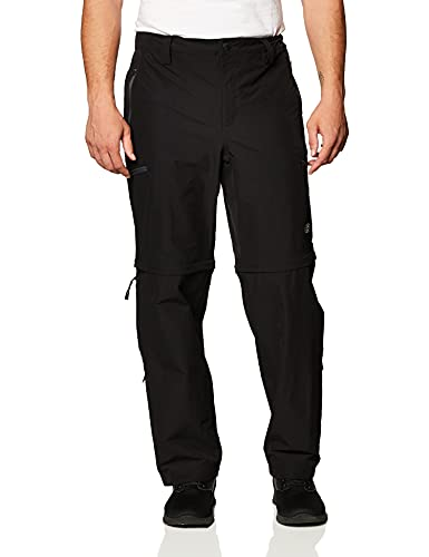 The North Face Herren Hose Exploration Convertible, tnf black, 38 Regular, 0648335555897 von THE NORTH FACE