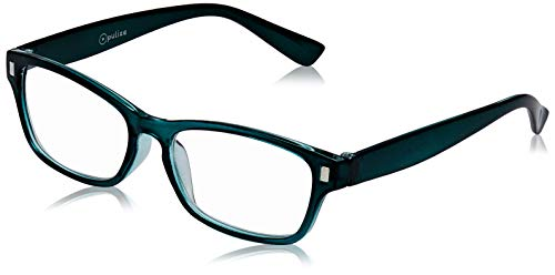 The Reading Glasses Company Die Lesebrille Unternehmen Aquamarin Leser Wert 4er-Pack Herren Frauen RRRR77-Q +2,00 von The Reading Glasses