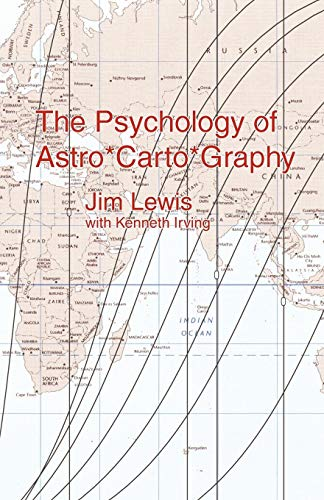 The Psychology of Astro*carto*graphy von Theoklesia, Llc