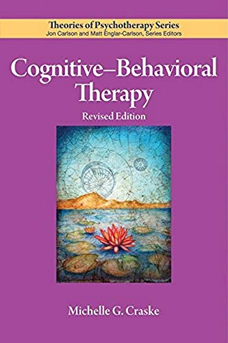 Cognitive-Behavioral Therapy (Theories of Psychotherapy) von AMER PSYCHOLOGICAL ASSN