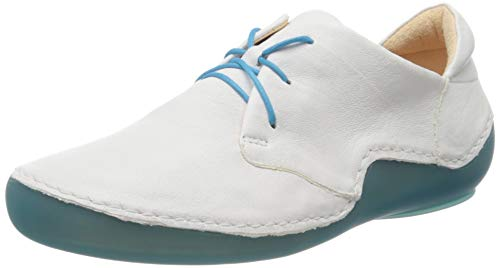 Think! Damen 686066_KAPSL Sneaker, Weiß (Bianco 96), 36 EU von Think!