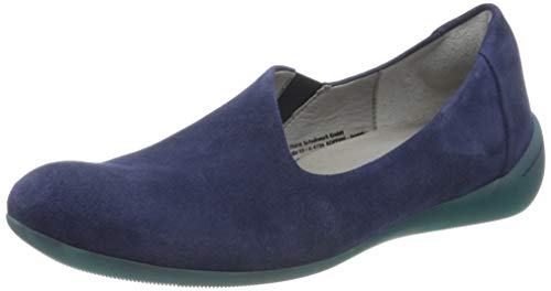 Think! Damen 686214_CUGAL Slipper, Blau (Indigo 89), 37 EU von Think!