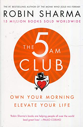 The 5 AM Club: Own Your Morning. Elevate Your Life. von HarperCollins Publishers
