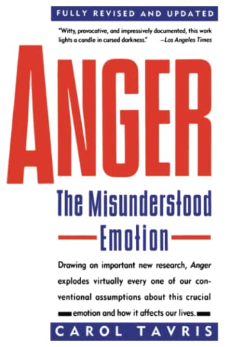 Anger: The Misunderstood Emotion von Touchstone