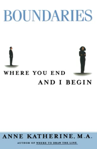 Boundaries: Where You End and I Begin (Fireside/Parkside Recovery Book) von Touchstone