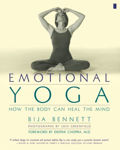 Emotional Yoga: How the Body Can Heal the Mind von Atria Books