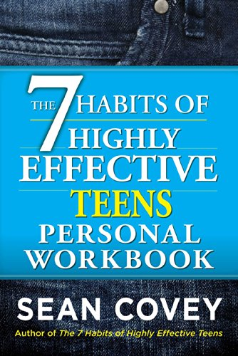 The 7 Habits of Highly Effective Teens Personal Workbook von Touchstone