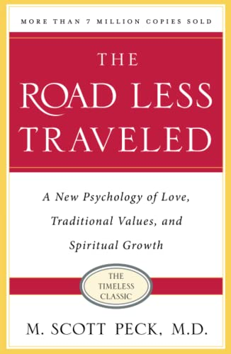 The Road Less Traveled: A New Psychology of Love, Traditional Values and Spiritual Growth von Touchstone