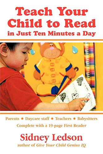 Teach Your Child to Read in Just Ten Minutes a Day von Trafford Publishing