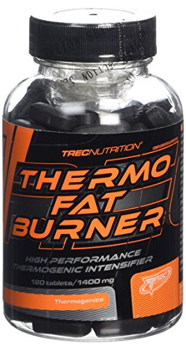 TREC NUTRITION Thermo Fat Burner Max, 1er Pack (1 x 120 Tabletten) von Trec Nutrition