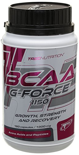 Trec Nutrition BCAA G-FORCE, Aminosäuren, 1er Pack (1 x 180 Tabletten) von Trec Nutrition