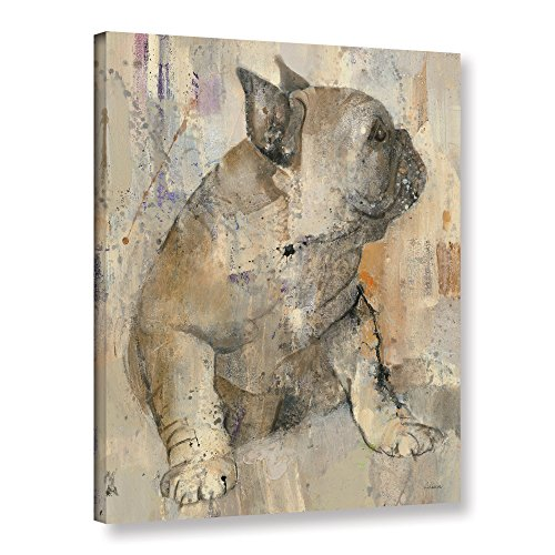 Tremont Hill Albena Hristova ''Duke'' Gallery Wrapped Canvas, 14X18 von Tremont Hill