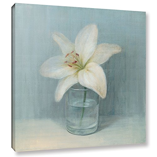 Tremont Hill Danhui Nai ''Lily'' Gallery Wrapped Canvas, 18X18 von Tremont Hill