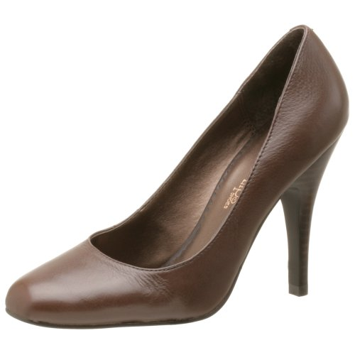 Two Lips Damen Amber Pump, Braun (braunes Leder), 39 EU von Two Lips