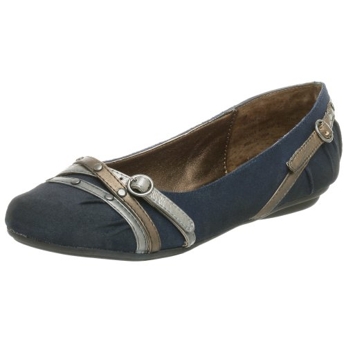 Two Lips Damen Be Cool Flat, Blau (blau), 39 EU von Two Lips