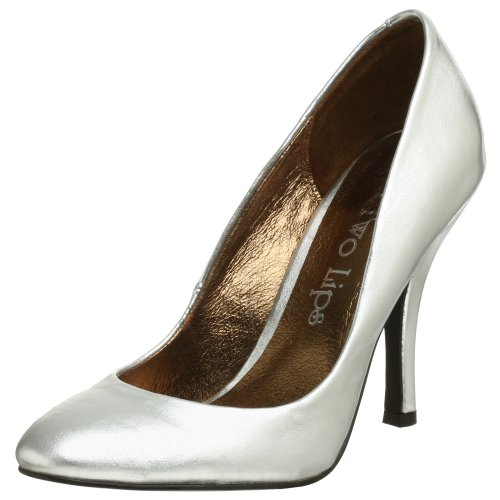 Two Lips Damen Calista Pump, Silber (Silber), 42 EU von Two Lips