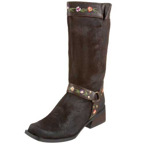 Two Lips Damen Joni Stiefel, Braun (braun), 35.5 EU von Two Lips