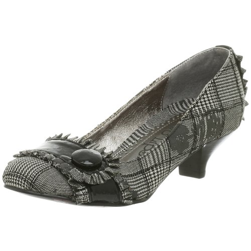 Two Lips Damen Low Pump, Schwarz (schwarz), 37 EU von Two Lips