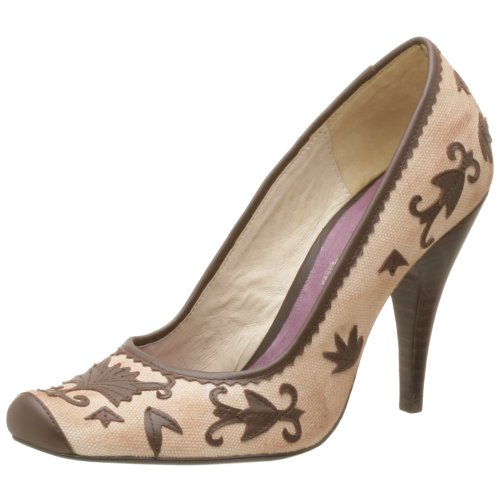 Two Lips Destiny Damen Pumps, Beige (beige/braun), 40 EU von Two Lips