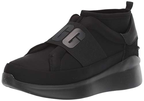 UGG Female Neutra Sneaker Shoe, Black/Black, 5 (UK) von UGG
