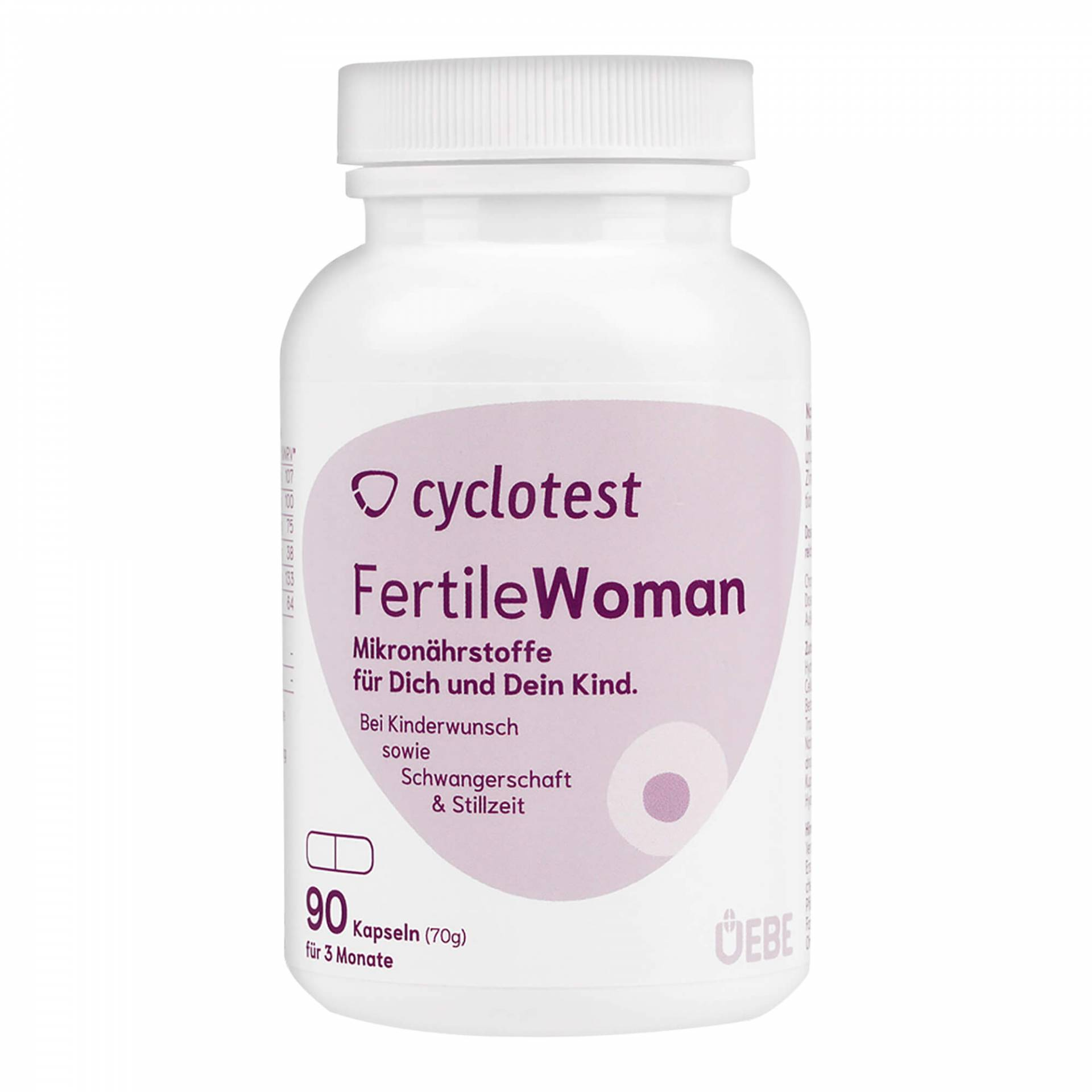 Cyclotest Fertile Woman von Uebe Medical GmbH