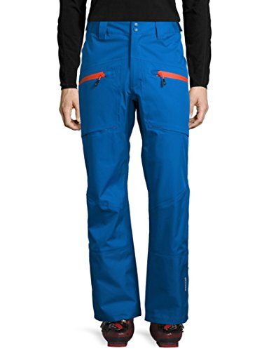 Ultrasport Professional-Inuit Herren 3 In 1 Skihose, Blau/Orange, 2XL, 1449-163/187-2XL von Ultrasport