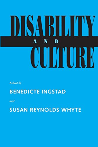 Disability and Culture von University of California Press