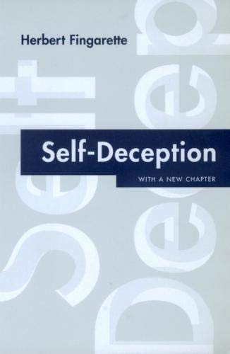 Self-Deception: With a New Chapter von University of California Press