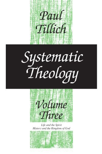 Systematic Theology, Volume 3: Life and the Spirit: History and the Kingdom of God von University of Chicago Press