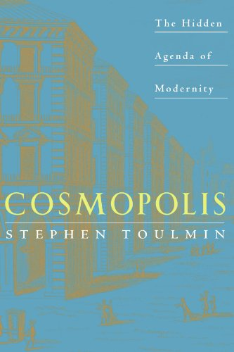Cosmopolis: The Hidden Agenda of Modernity von University of Chicago Press