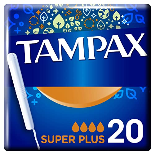 Tampax Super-Plus Tampons - 20 Stück von William Hunter