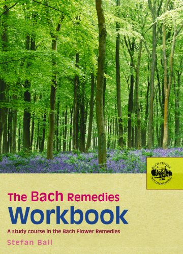The Bach Remedies Workbook von Vermilion