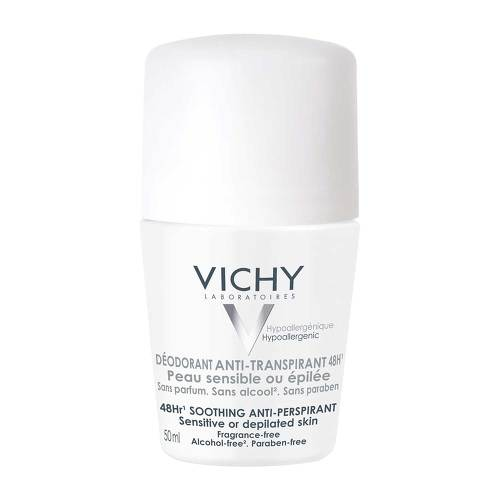 Vichy Deo Sensitiv Anti-Transpirant 48h Roll-on von Vichy