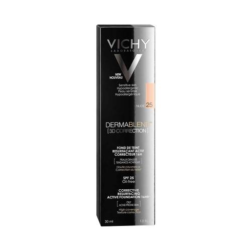 Vichy Dermablend 3D Correction Make-Up 25 Nude von Vichy