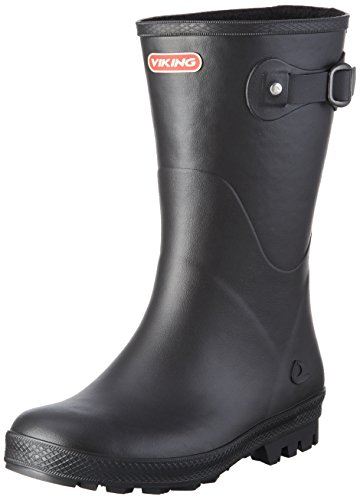 viking Damen Hedda Winter Gummistiefel, Schwarz (Black 2), 38 EU von viking