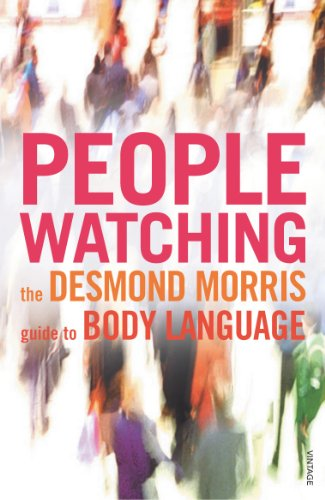 Peoplewatching: The Desmond Morris Guide to Body Language von Vintage Books