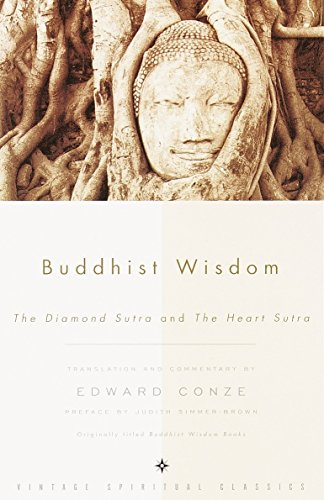 "Buddhist Wisdom: The Diamond Sutra and The Heart Sutra: The ""Diamond"" and ""Heart Sutra"" (Vintage Spiritual Classic Orig) von Vintage"