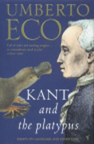 Kant And The Platypus von Vintage