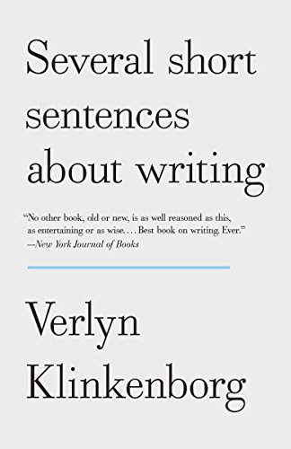 Several Short Sentences About Writing von Vintage