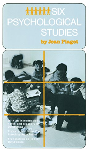 Six Psychological Studies von Vintage