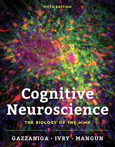Cognitive Neuroscience: The Biology of the Mind von W W NORTON & CO