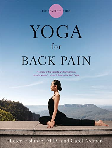 Yoga for Back Pain: The Complete Guide von W W NORTON & CO
