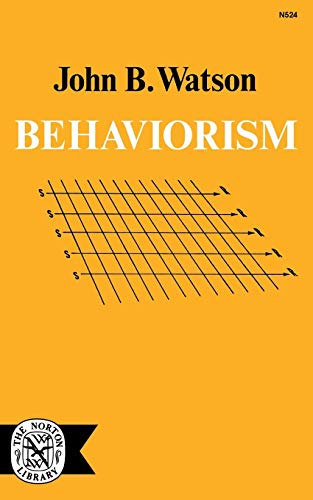 Behaviorism von W. W. Norton & Company