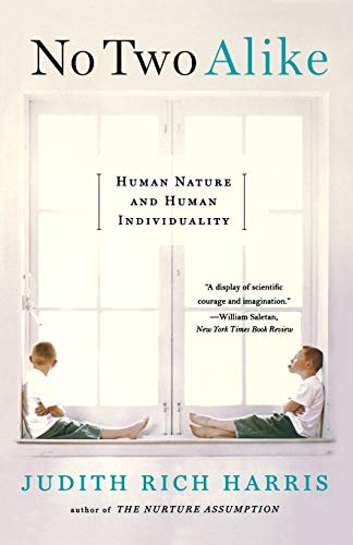 No Two Alike: Human Nature and Human Individuality von W. W. Norton & Company