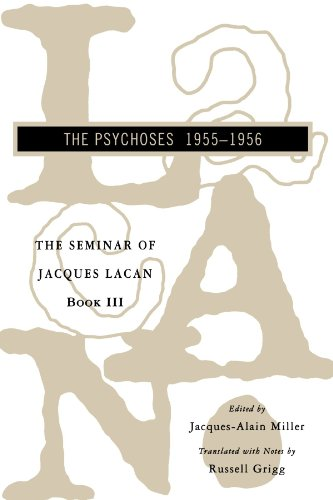 Seminar of Jacques Lacan: The Psychoses von W. W. Norton & Company