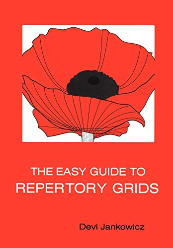 Easy Guide to Repertory Grids von WILEY