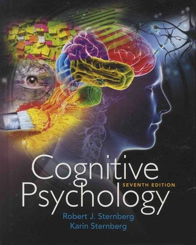 Cognitive Psychology (Mindtap Course List) von Cengage Learning, Inc