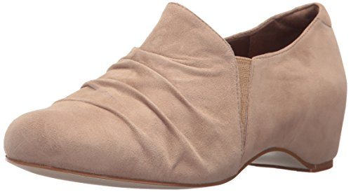 Walking Cradles Damen Keiko Halbschuhe, Braungrau-Taupe Suede, 39.5 EU von Walking Cradles