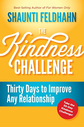The Kindness Challenge: Thirty Days to Improve Any Relationship von WaterBrook